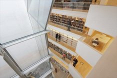 Bibliotheca Hertziana interni5