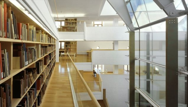 Bibliotheca Hertziana interni4